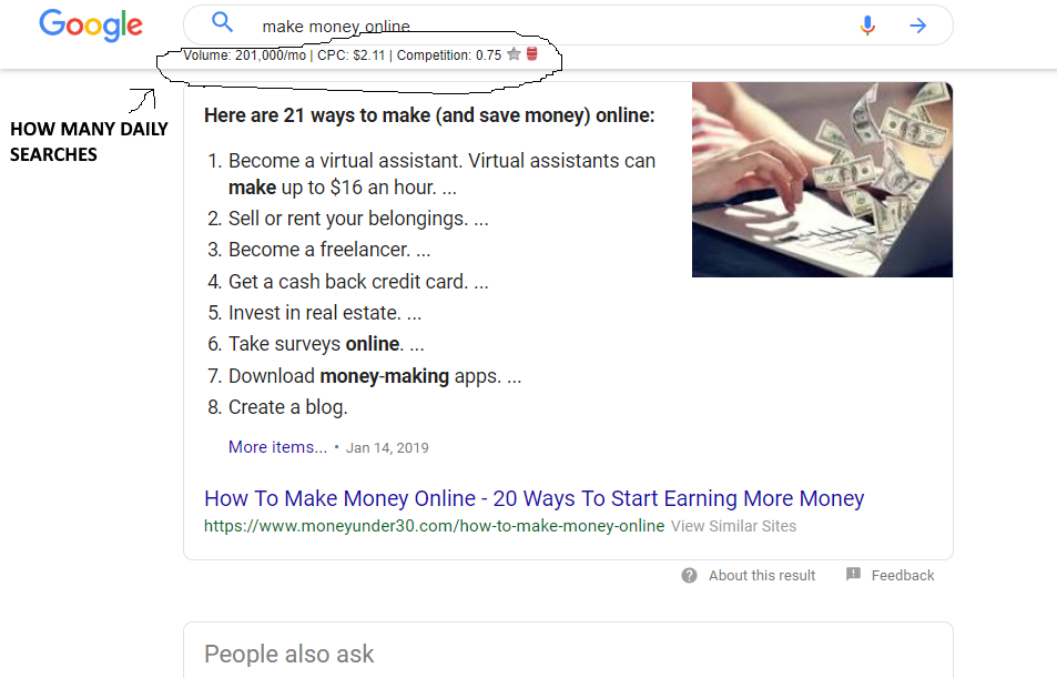 Easy Methods to Use To Get Started! Students are introduced to making money online through the book review + Amazon method to earn their first affiliate commissions in as little as 2 hours of signing up. - https://bit.ly/2BAVIb2